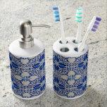 Baldosas cerámicas vaso para cepillos de dientes