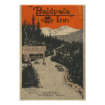 Baldpate Inn Promotional Poster # 1