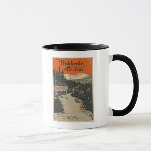Baldpate Inn Promotional Poster # 1 Mug