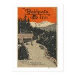 Baldpate Inn Promotional Poster # 1 Postcard