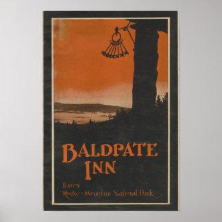Baldpate Inn Promotional Poster # 2