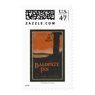 Baldpate Inn Promotional Poster # 2 Postage