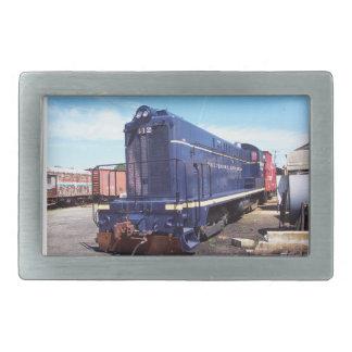 Baldwin B&O Locomotive #412 Belt Buckle