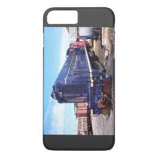 Baldwin B&O Locomotive #412 iPhone 8 Plus/7 Plus Case