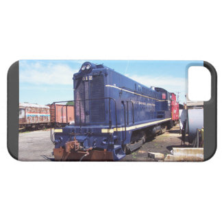 Baldwin B&O Locomotive #412 iPhone SE/5/5s Case