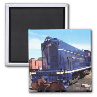 Baldwin B&O Locomotive #412 Magnet