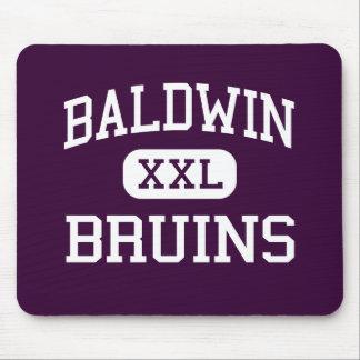 Baldwin - Bruins - High School secundaria - Baldwi Tapetes De Ratones