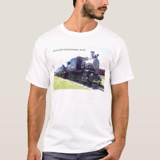 Baldwin Built Reading Railroad Camelback  #1187 T-Shirt