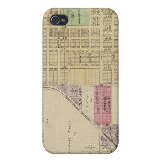 Baldwin City Douglas County Kansas iPhone 4 Cover