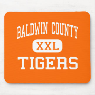 Baldwin County - Tigers - High - Bay Minette Mouse Pad