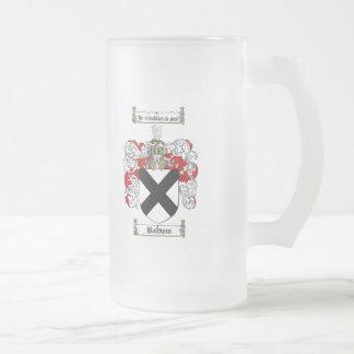 BALDWIN FAMILY CREST -  BALDWIN COAT OF ARMS COFFEE MUGS