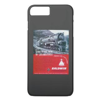 Baldwin Locomotive S-2 PRR Steam Turbine iPhone 8 Plus/7 Plus Case