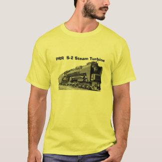 Baldwin Locomotive S-2 PRR Steam Turbine T-Shirt