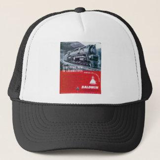 Baldwin Locomotive S-2 Steam Locomotive Trucker Hat