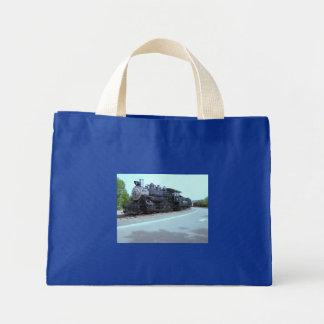 Baldwin Locomotive Works # 15 - Rahway Valley RR Mini Tote Bag