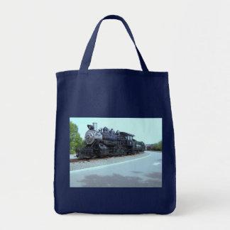 Baldwin Locomotive Works # 15 - Rahway Valley RR Tote Bag