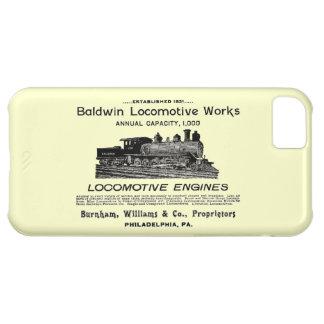 Baldwin Locomotive Works 1895 Case For iPhone 5C