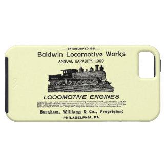 Baldwin Locomotive Works 1895 iPhone 5 Cases