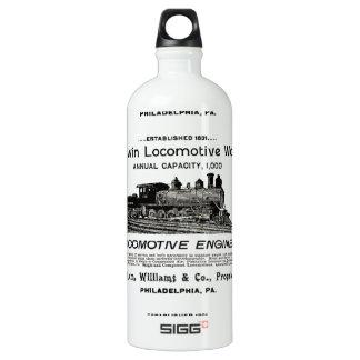 Baldwin Locomotive Works 1895 SIGG Traveler 1.0L Water Bottle