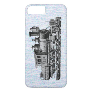 Baldwin Locomotive Works Camelback #415 iPhone 8 Plus/7 Plus Case