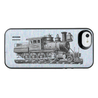 Baldwin Locomotive Works Camelback #415 iPhone SE/5/5s Battery Case