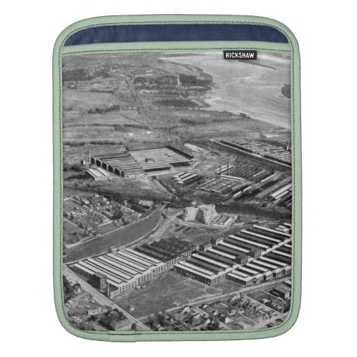 Baldwin Locomotive Works,Eddystone Pennsylvania Sleeves For iPads