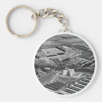 Baldwin Locomotive Works,Eddystone Pennsylvania Keychain