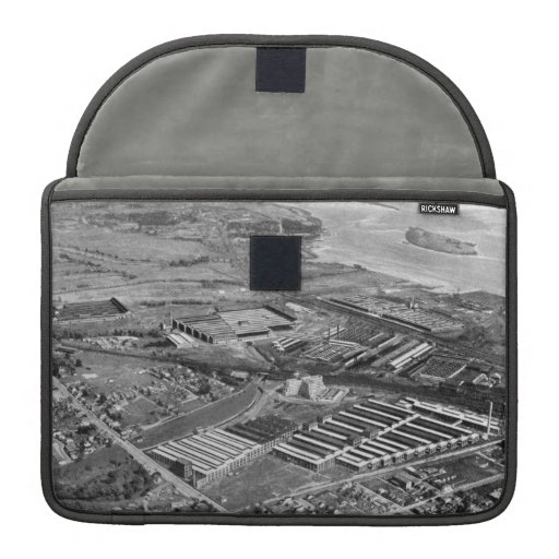 Baldwin Locomotive Works,Eddystone Pennsylvania MacBook Pro Sleeves