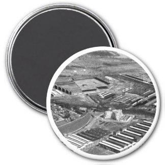 Baldwin Locomotive Works,Eddystone Pennsylvania Magnet