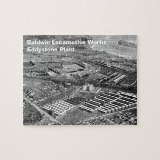 Baldwin Locomotive Works, Eddystone Pennsylvania Puzzle