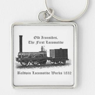 Baldwin Locomotive Works ,Old Ironsides 1832 Keychain