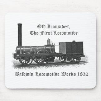 Baldwin Locomotive Works ,Old Ironsides 1832 Mouse Pad