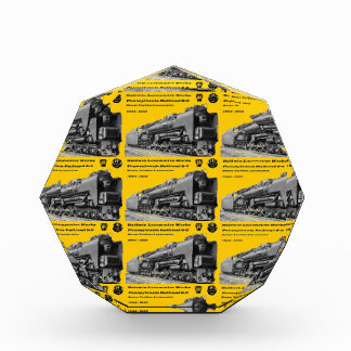 Baldwin Locomotive Works S-2 PRR Steam Turbine Award