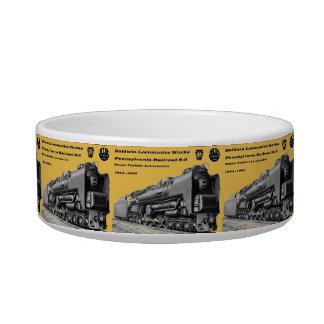 Baldwin Locomotive Works S-2 PRR Steam Turbine Bowl