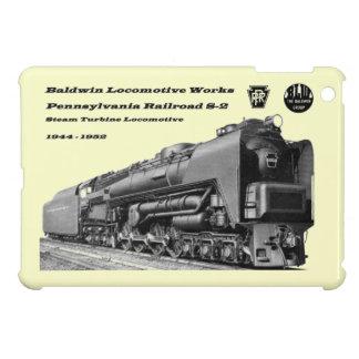 Baldwin Locomotive Works S-2 PRR Steam Turbine iPad Mini Cover