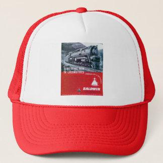 Baldwin Locomotive Works  S-2 PRR Steam Turbine Trucker Hat