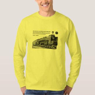 Baldwin Locomotive Works S-2 PRR Steam Turbine Tshirt