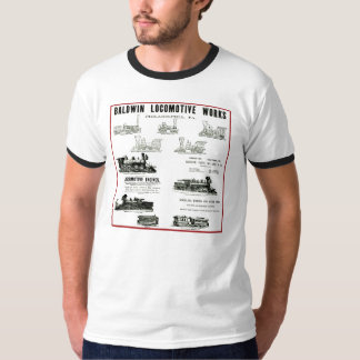 Baldwin Locomotive Works T-Shirt