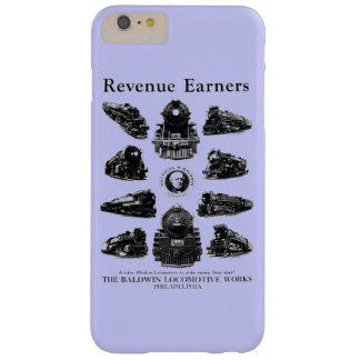Baldwin Locomotives, Revenue Earners Barely There iPhone 6 Plus Case