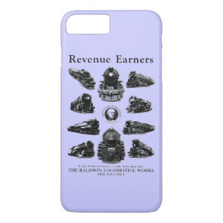 Baldwin Locomotives, Revenue Earners iPhone 8 Plus/7 Plus Case