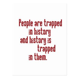 Baldwin on History Postcard