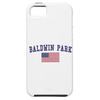Baldwin Park US Flag iPhone SE/5/5s Case