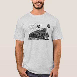 Pennsylvania Railroad Steam Locomotive Gifts on Zazzle