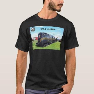 Baldwin - PRR  Locomotive GG-1 #4800 T-Shirt