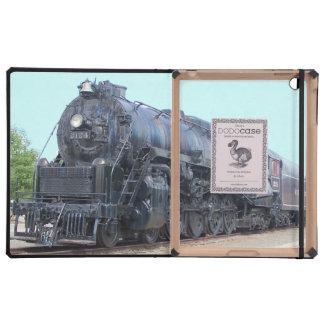 Baldwin- Reading Railroad Locomotive 2124 iPad Case