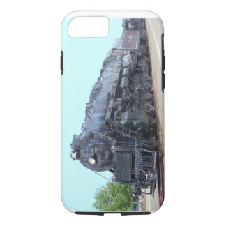 Baldwin- Reading Railroad Locomotive 2124 iPhone 7 Case