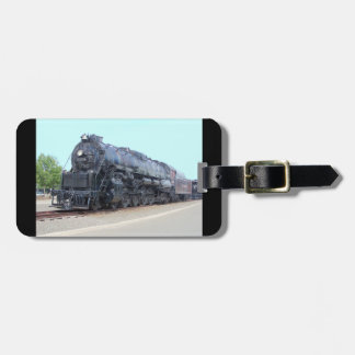 Baldwin- Reading Railroad Locomotive 2124 Tags For Luggage