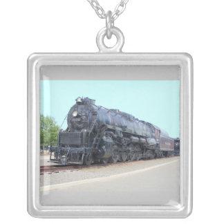 Baldwin- Reading Railroad Locomotive 2124 Necklace