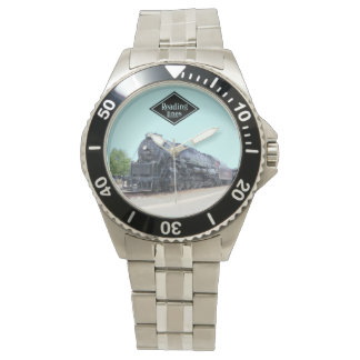 Baldwin- Reading Railroad Locomotive 2124 Watch