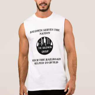 Baldwin Serves The Nation Sleeveless Shirt